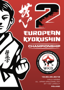 2nd WKB European Championship