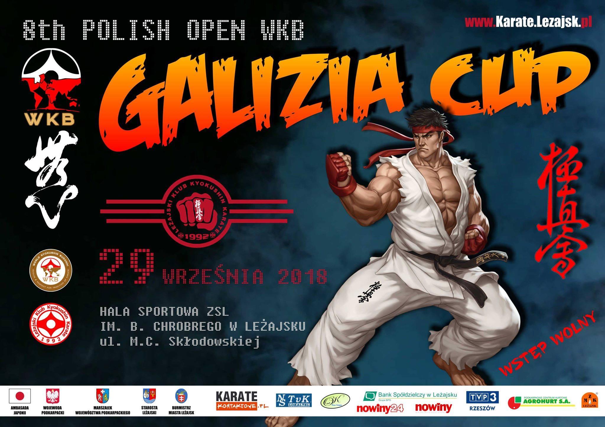 8th Polish Open Galizia Cup