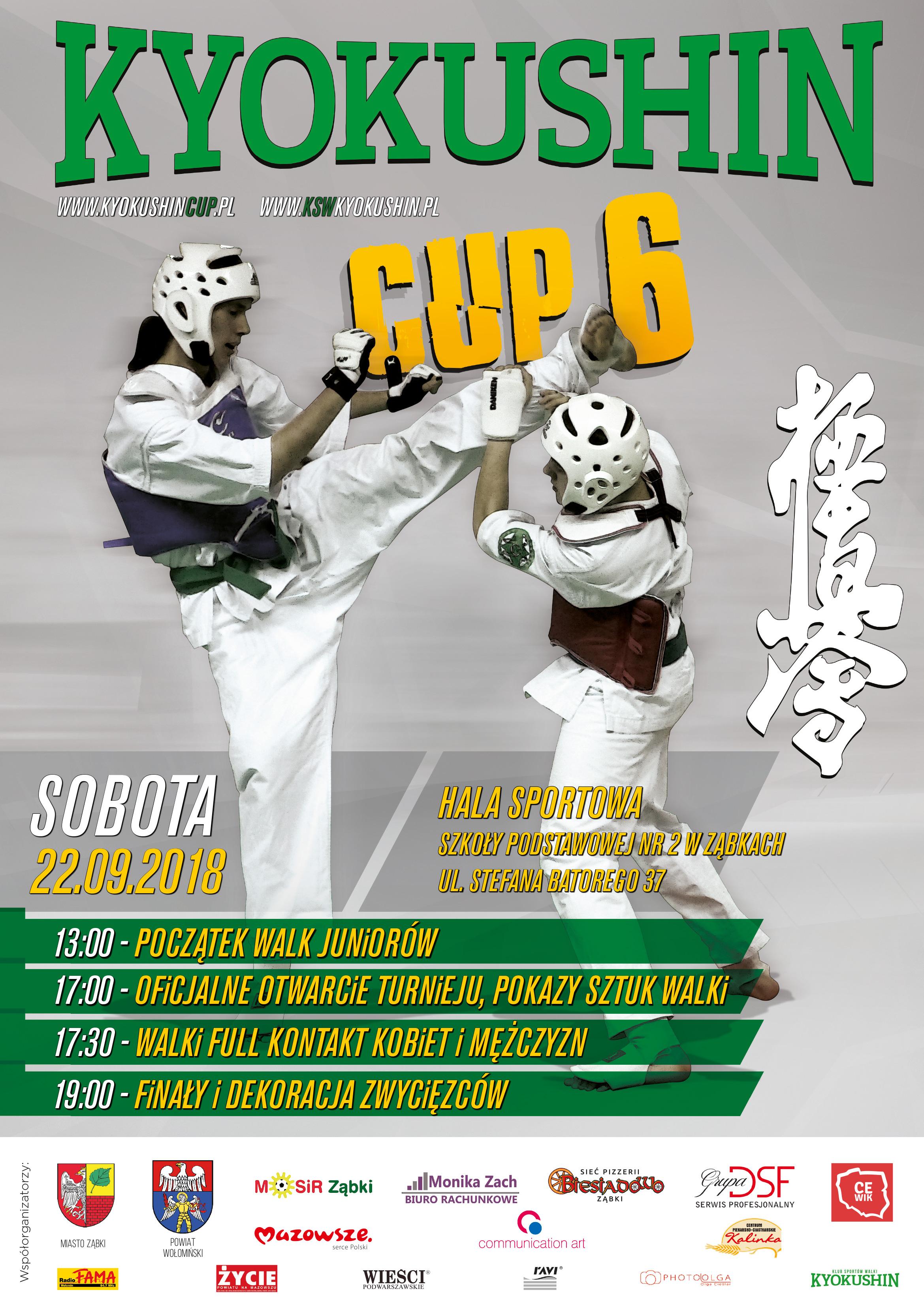 KYOKUSHIN CUP 6