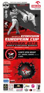 Kyokushin European CUP 2018
