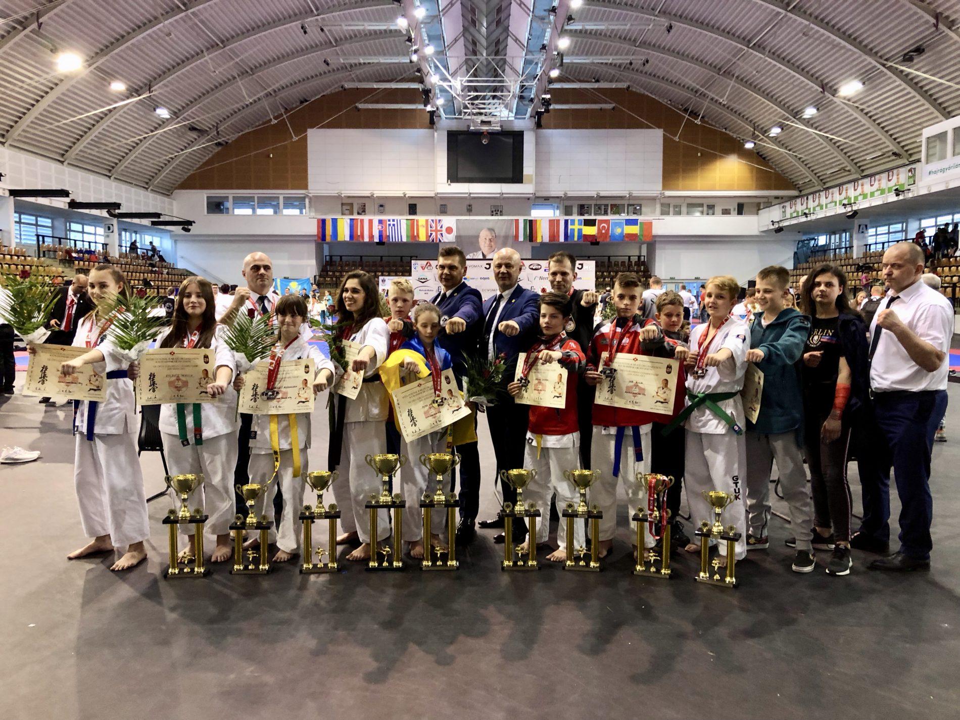 Mistrzostwa Europy All Japan Kyokushin Union