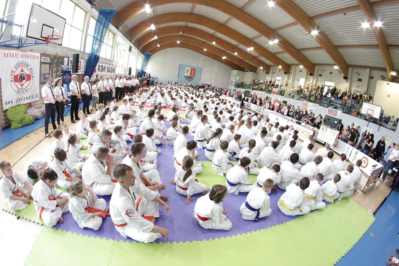 XX Turniej KSW Bushi w Józefowie