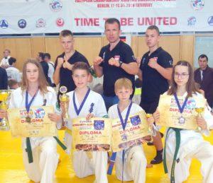 Mistrzostwa Europy Juniorów KWU