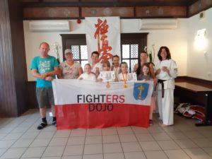 Zgrupowanie i Turniej Kata w Rogowie
