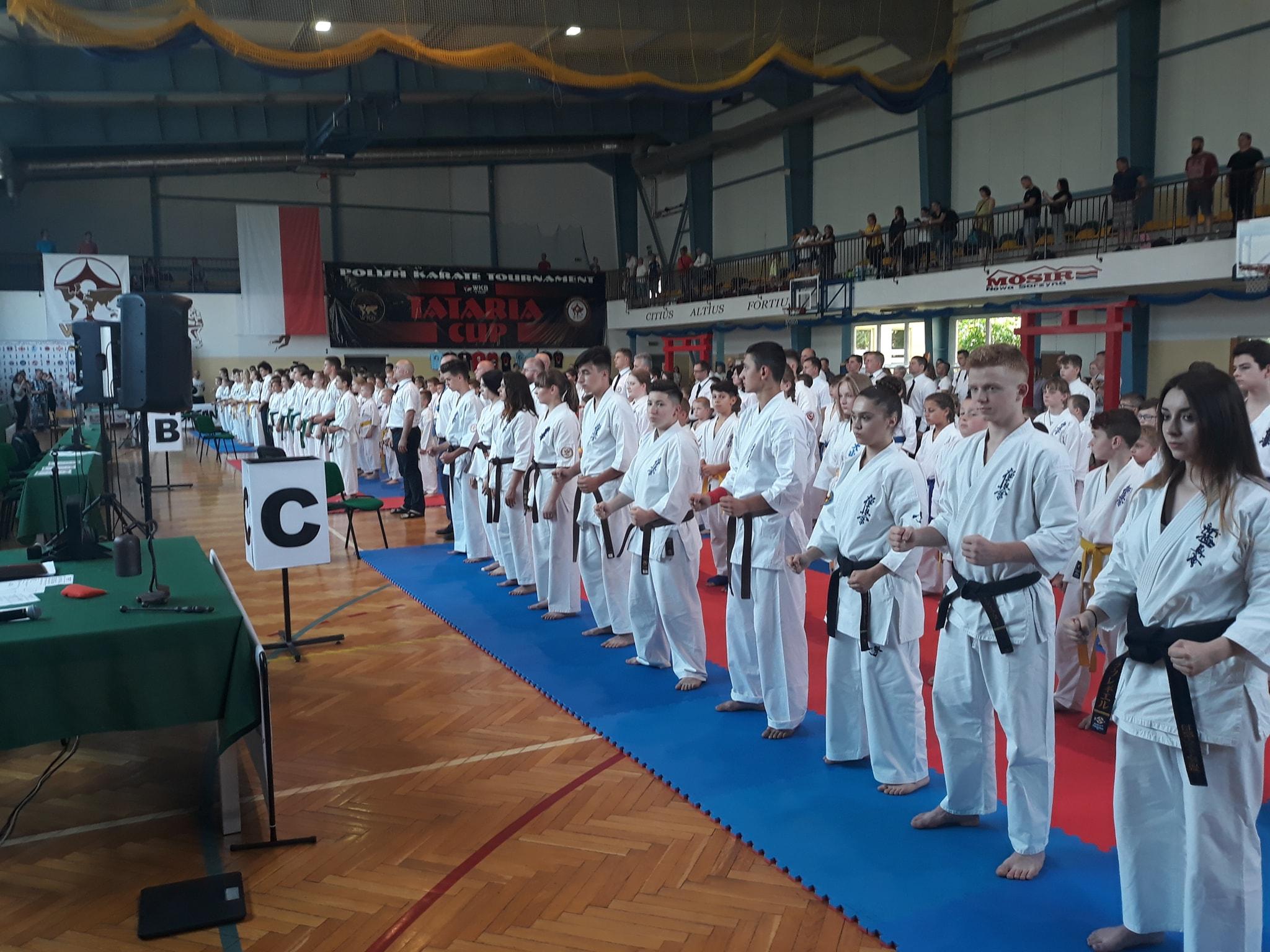 Międzynarodowy Turniej Karate Tataria CUP