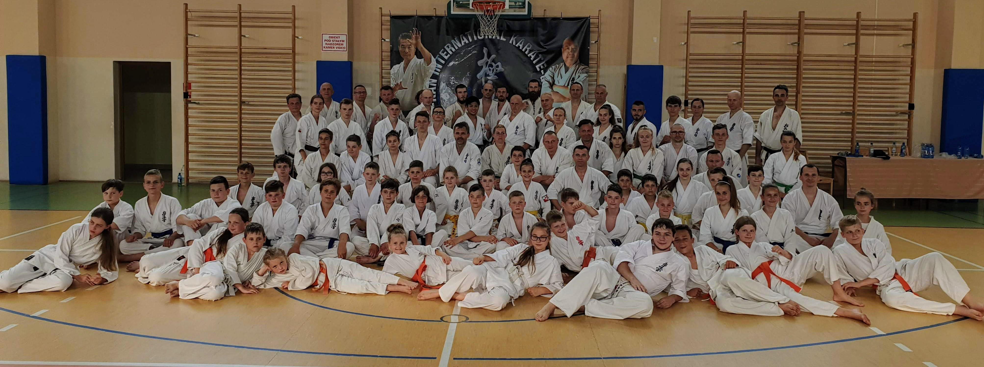Seminarium Kyokushinkan w Inowrocławiu