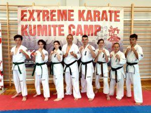 Extreme Kumite Camp