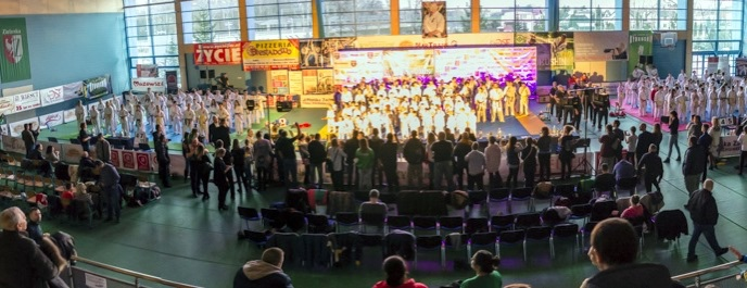 7 Gala Kyokushin Cup  w Zielonce