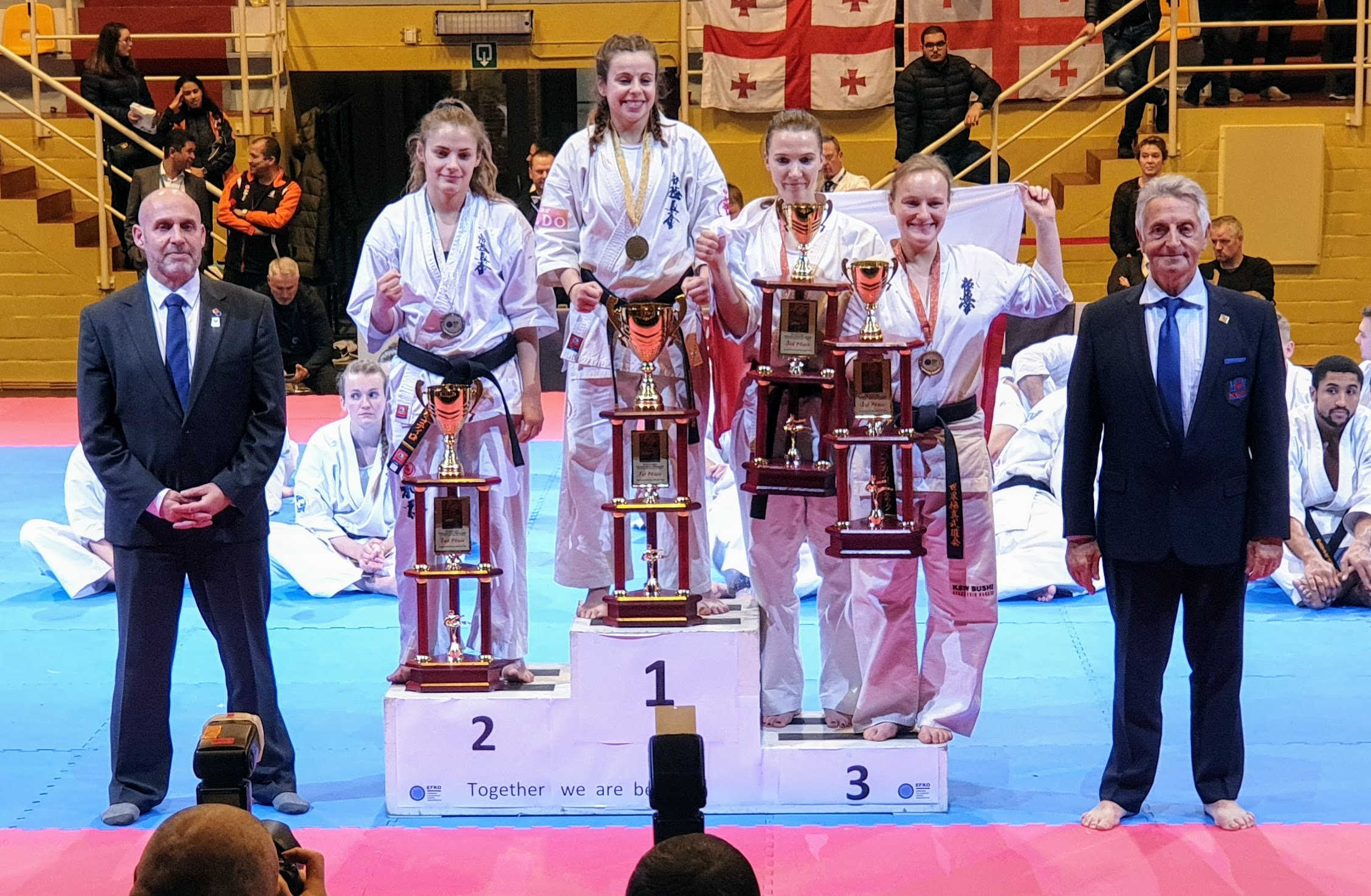 Mistrzostwa Europy Fullcontact Karate
