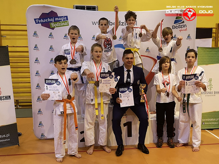 Ogólnopolski Turniej Karate w Będzinie