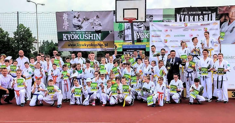XI Junior Kyokushin Cup