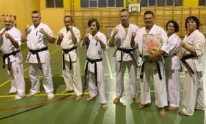 Read more about the article Nowe czarne pasy w Branch Shihan Sławomir Dubiel