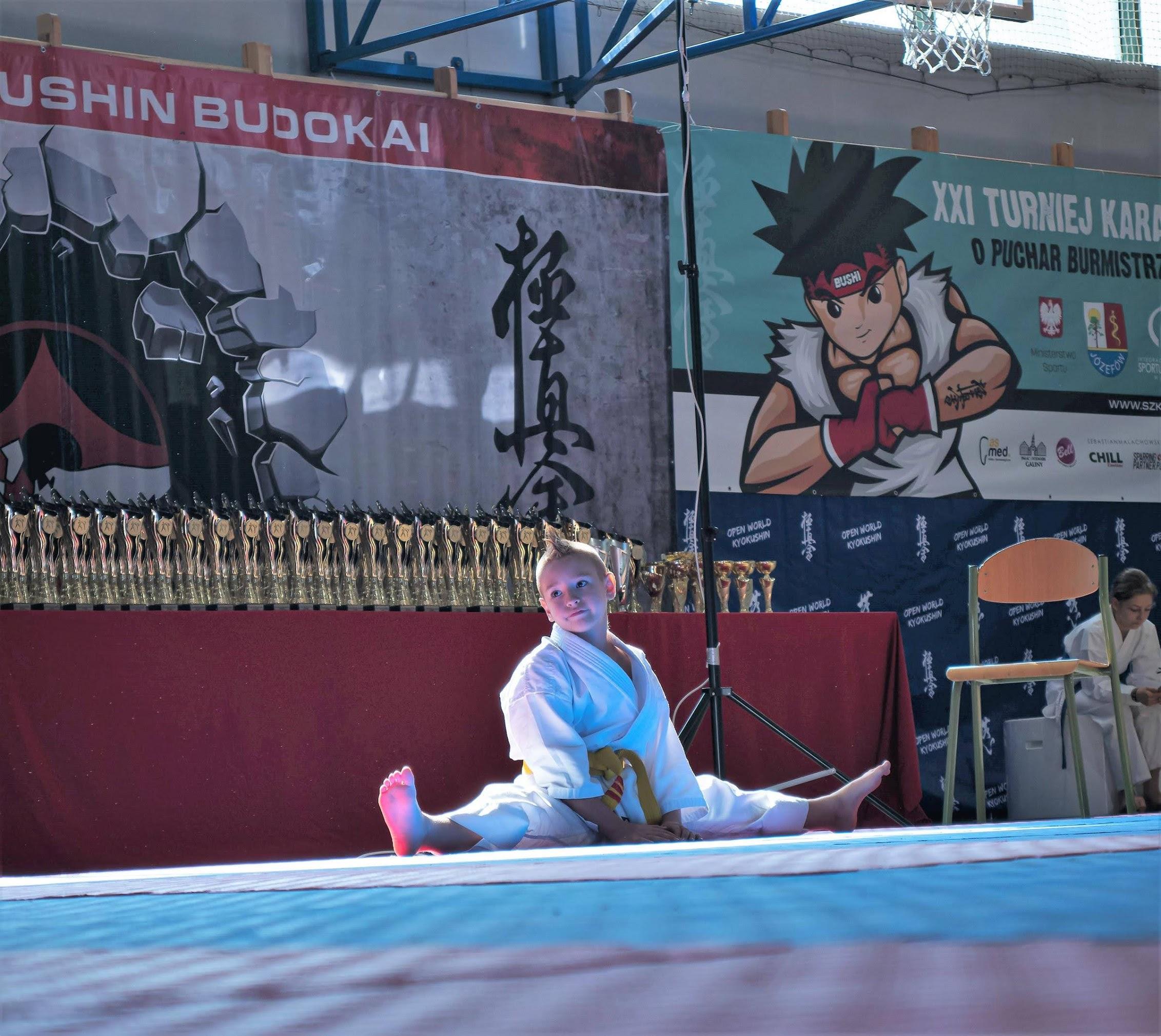 21 Turnieju Karate Kyokushin o Puchar Burmistrza Józefowa