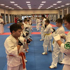 Zgrupowanie WKB i Turniej Karate Kyokushin
