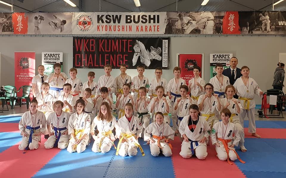 WKB Kumite Challenge – Międzyklubowy Sparring