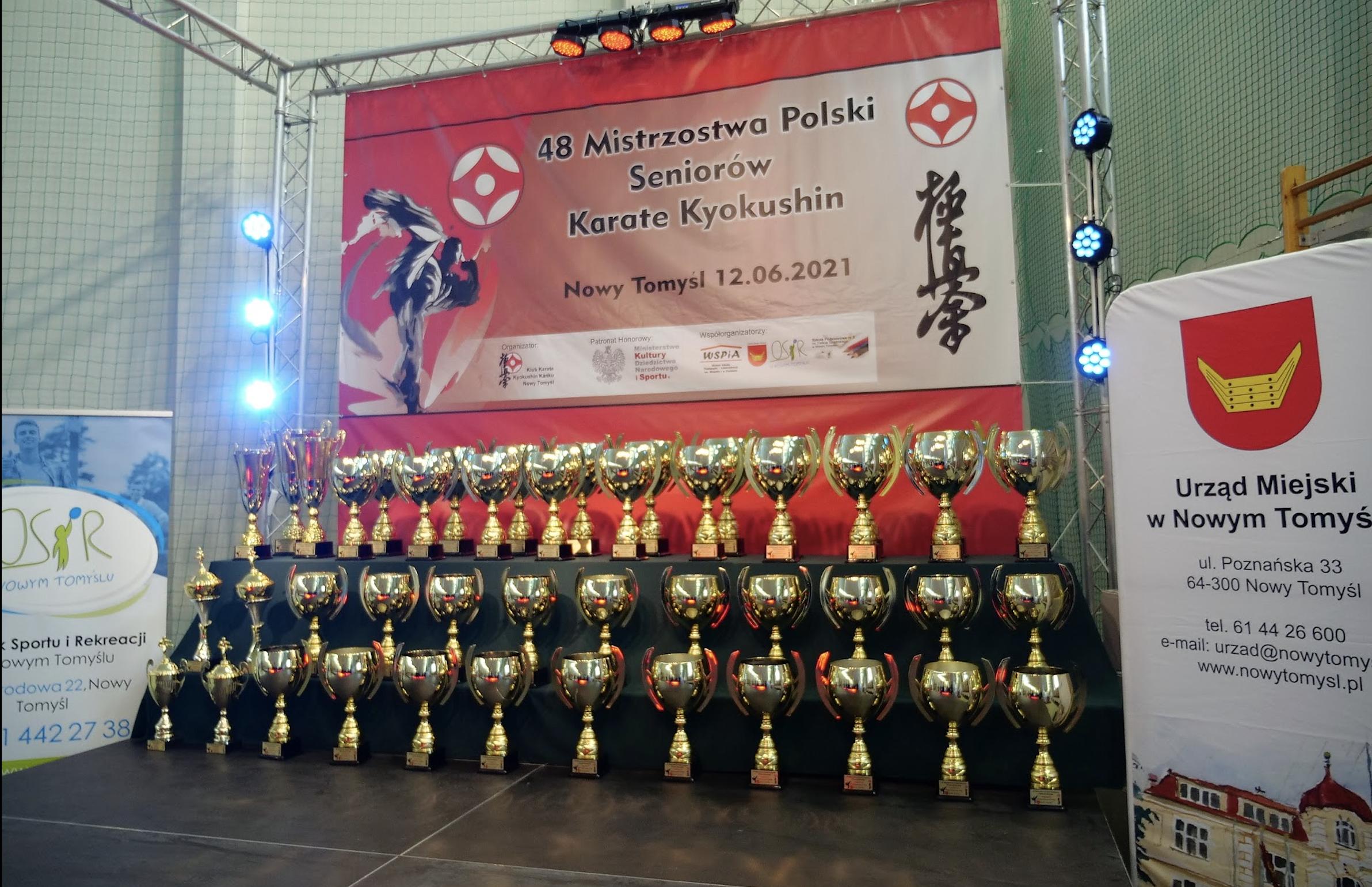 You are currently viewing 48 Mistrzostwa Polski Seniorów Karate Kyokushin