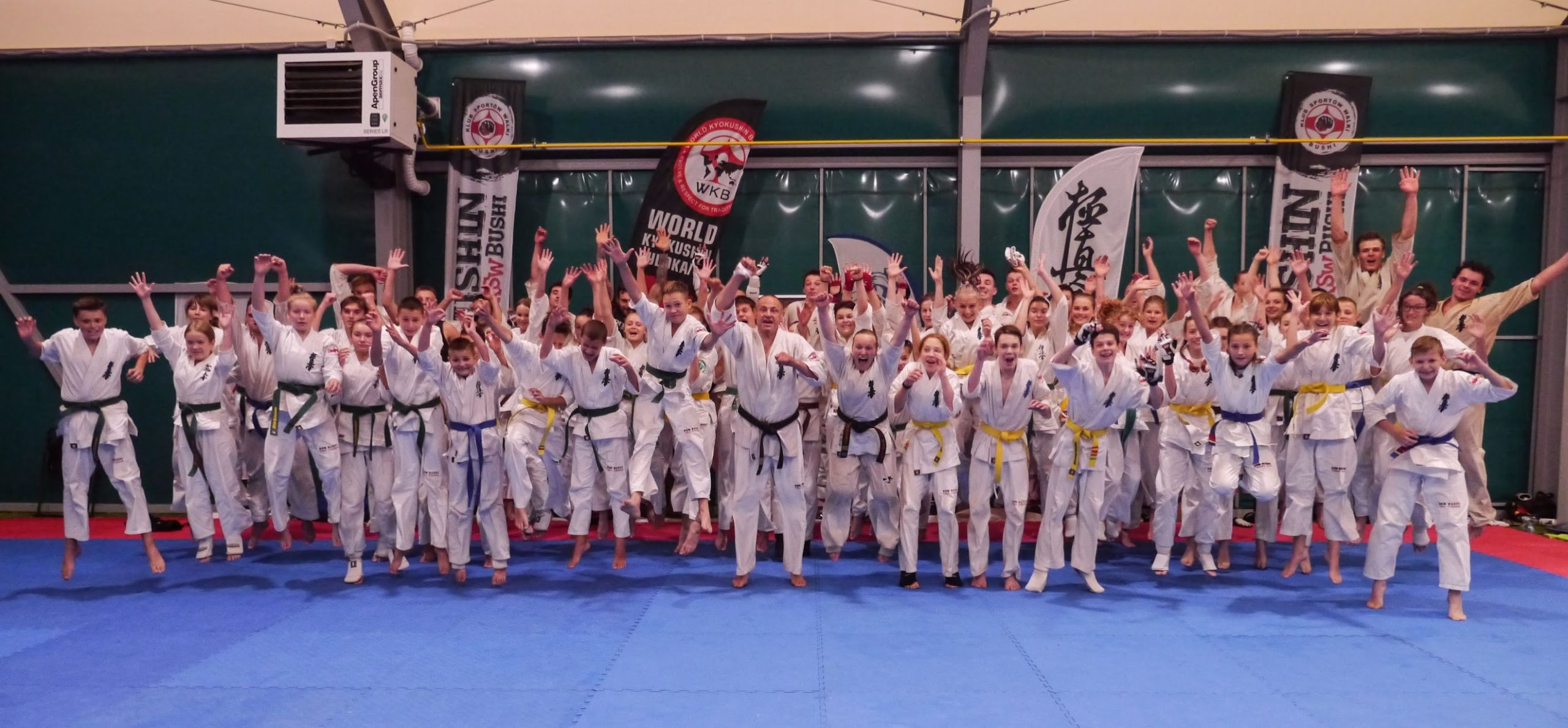 You are currently viewing IV OPEN KYOKUSHIN CAMP